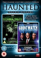 HAUNTED DOUBLE FEATURE (GHOSTWATCH/THE STONE TAPE)TWATCH/THE STONE TAPE)