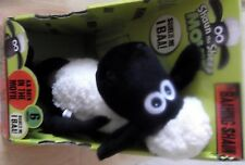 BAAHING SHAUN The Sheep Movie Soft Toy 6 Phases Wallace and Gromit BNIB