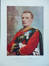 1900 THE LATE MAJOR GENERAL A G WAUCHOPE COMMANDING HIGHLAND BRIGADE BOER WAR