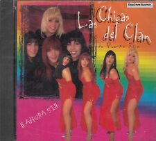 Las Chicas Del Can De Puerto Rico Ahora Si CD Sealed