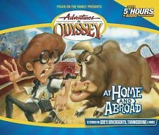 Adventures in Odyssey: At Home and Abroad 12 by AIO Team (2006, CD)