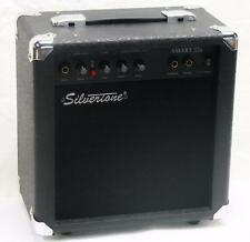 SILVERTONE Smart IIIs Combo Guitar Tape CD Phones Amp AMPLIFIER 3S 26 Watts