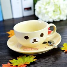 Cute Cartoon Ceramic Water Drinking Cup Tea Milk Coffee Cup Mug Breakfast Cup