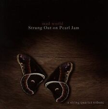 Vitamin String Quartet Mad World: Strung Out on Pearl Jam, A St CD