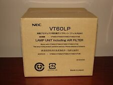 NEW OEM NEC VT60LP Projector Lamp-bulb for VT660, VT560, VT465, VT460, VT46