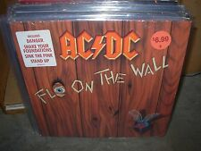 AC/DC fly on the wall ( rock ) sticker