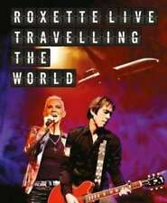 ROXETTE LIVE TRAVELLING THE WORLD CD + DVD NEW
