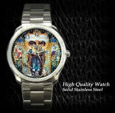New Michael Jackson Dangerous Sport Metal Watch Gift