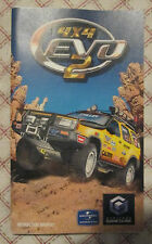 Nintendo Gamecube - 4 X 4 EVO 2 (Manual only)