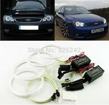 Excellent Ultrabrigh CCFL Angel Eyes kit Halo Ring For FORD Mondeo MK3 2000-2007
