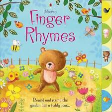Finger Rhymes, Felicity Brooks, Good Book