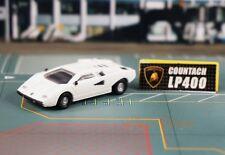Lamborghihi Countach LP400 1:100 Racing Car Model Diorama Cake Topper K1034_E