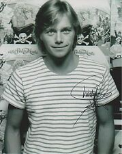 Christopher Atkins Signed Photo - The Pirate Movie Starring Kirsty McNichol G276
