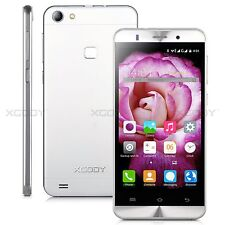 """XGODY Android 5.1 Cell Phone Unlocked Smartphone AT&T 5MP 3G 5MP 2SIM 4Core 5"""""""