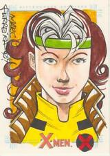 X-Men Archive - Color Sketch Card by Ferreira - Rogue