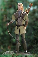 LEGOLAS LORD OF THE RINGS Fellowship collector edition barbie doll ken mattel