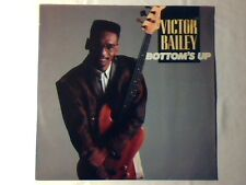VICTOR BAILEY Bottom's up lp GERMANY KEVIN EUBANKS MARCUS MILLER BILL EVANS