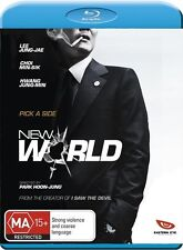 New World (Blu-ray, 2014) Brand New & Sealed Region B Blu Ray- Free Postage Aust