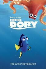Junior Novel: Finding Dory by RH Disney (2016, Paperback)
