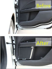 Chrome Door Speaker Decoration Cover Trim 4pcs for FORD FUSION 2013 2014 2015