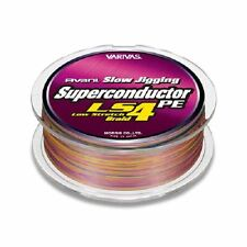 VARIVAS AVANI Slow Jigging Superconductor PE LS4 600m #2.5 37lb 4 BRAID LINE !