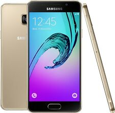 "Samsung Galaxy A7 2016 Duos SM-A710FD Gold (FACTORY UNLOCKED) 5.5"" ,13MP"