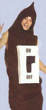 On/Off Doody Duty Adult Poop Light Switch Funny Costume