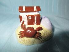 Wade whimsie crabe sur le sable rare parfait