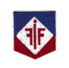 WWII - FORCES FRANCAISES D'INTERIEUR Patch (Reproduction)