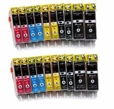 20 XL Ink Cartridge For Canon Pixma MG5200 MG5250 MG5350 MG6150 MG6220 MG6250
