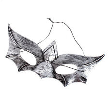 Hot Woman Mens Halloween Masquerade Party  Bat Accessory Prop Face Mask Costume