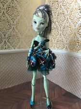 Frankie Stein Sweet FrankieNadine  Repaint OOAK Sweet 1600 Monster High Doll