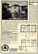 Dürfen wir für die Finanzierung sorgen...Kosmos BSK Historische Reklame von 1930
