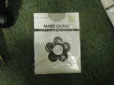 Vintage Mary Quant Bean Stalk Fancy Stockings One Size White