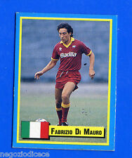 TOP MICRO CARDS - Vallardi 1989 - Figurina-Sticker - DI MAURO - ROMA