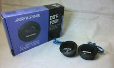 Cheap !!!! Cheap !!!! 1 pair tweeter Alpine DDT-F25B NEW Car Audio Dome