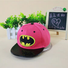 Superhero Unisex Baby Kids Hip Hop Baseball Cap Sun School Toddler Snapback Hats