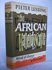 The African Kaleidoscope by Pieter Lessing HB DJ 1962 Illustrated