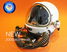 NEW Flight Helmet High Altitude Astronaut Space Pilots Pressured  1# XXL 01166