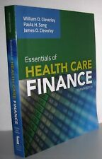 Essentials of Health Care Finance by James O. Cleverley, Paula H. Song and Willi