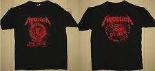 METALLICA Shirt M 2009 San Jose Show Your Scars One City At A Time RARE OOP HTF