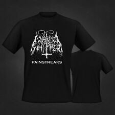 NAKED WHIPPER - Logo / Painstreaks T-SHIRT 5x4 OFFER Ask... / Read Description