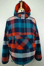 Vintage Nike Sport Wear Reversible Wind Jumper Pullover Jacket Size Adult XL