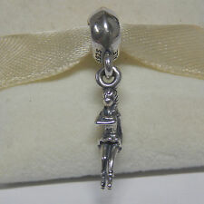 Authentic Pandora 791254 Figure Skater Dangle Charm Box Included