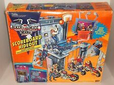 BIKER MICE FROM MARS SCOREBOARD HIDEOUT PLAYSET mib UNUSED MINT IN BOX Galoob 93