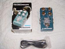 TC Electronic the Dreamscape-como nuevo-en su embalaje original