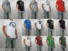 NWT Abercrombie Fitch Men Muscle Fit Heritage Applique Logo Graphic Tee T Shirt