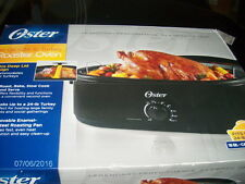 Oster 18 Qt Roaster Oven ~ 24 lb Turkey Roaster ~ New In Box