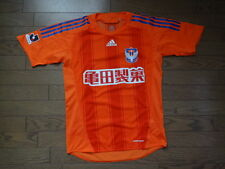 Albirex Niigata 100% Official Soccer Jersey 2008 J League L Japan MINT Formotion