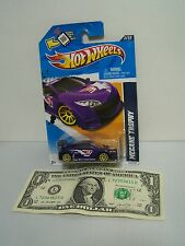 Hot Wheels Purple ALL Stars Megame Trophy #2 - 2012